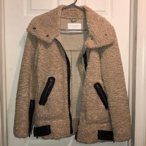 Zara Teddy Jacket